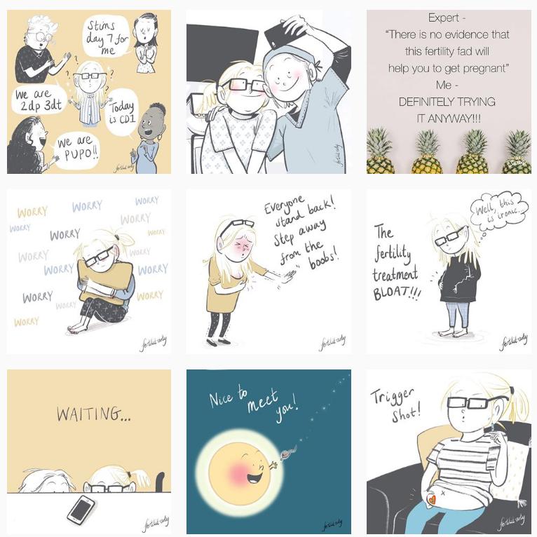 fertilit_arty instagram account